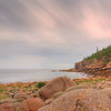 Otter Cliffs, Acadia National Park, Maine.