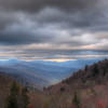 Mortons Overlook HDR, Great Smoky Mountains, TN.